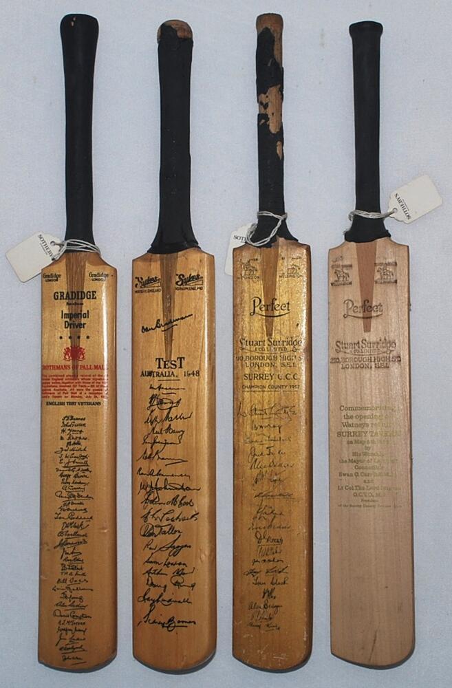 brown bradman cricket
